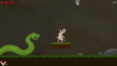 The final level of Fern and the Serpent. It is also the boss fight.